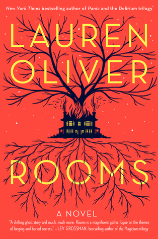 Rooms Book Cover