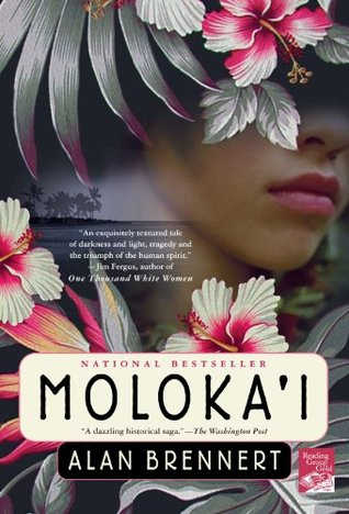 Moloka'i Book Cover