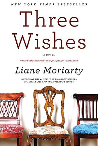 Three Wishes Book Cover