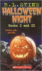 Review: Halloween Night by R.L. Stine